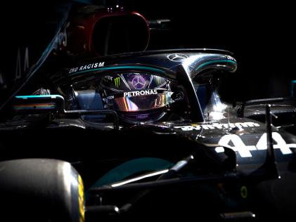 Formel 1: Hamilton auf Pole Taktikstreich vom Weltmeister