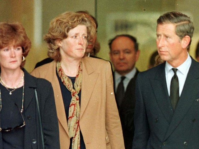 Lady Sarah McCorquodale und Jane Fellowes: Alles über Dianas Schwestern