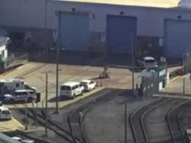 Polizei: Neun Tote nach Schüssen an Zugdepot in Kalifornien