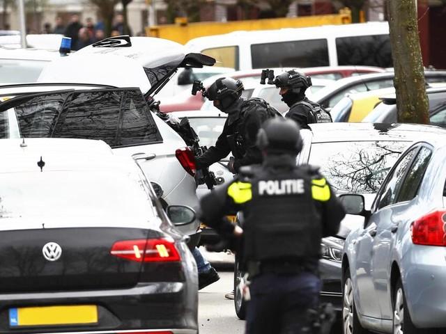 Anschlag in Utrecht: Die Bilder nach der Tragödie