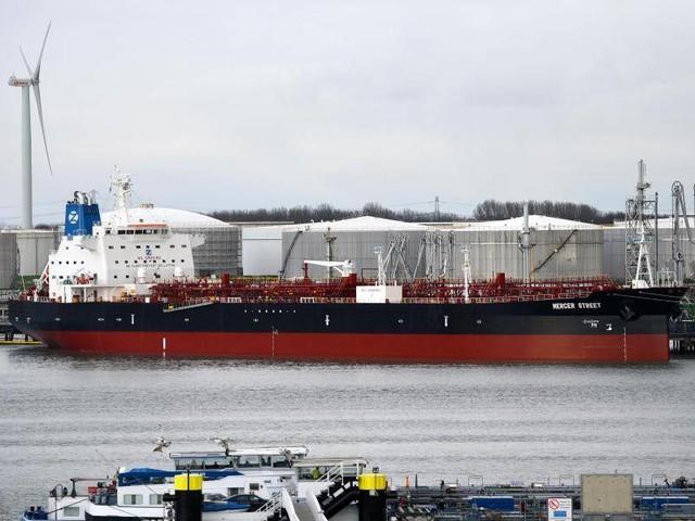 Golf von Oman: Womöglich Schiff entführt - Briten beschuldigen Iran