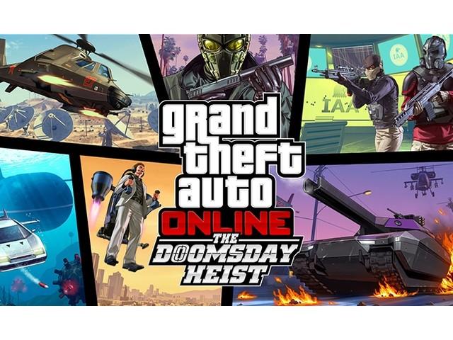 Doomsday Heist: Großes Update für GTA Online