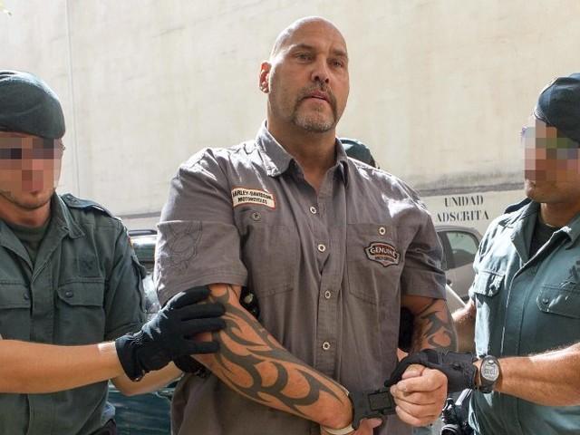 In Spanien: Rockerboss Hanebuth drohen 13 Jahre Haft