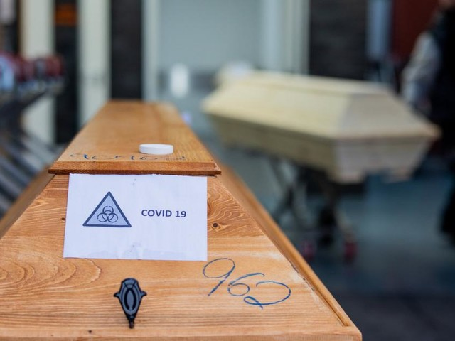 Corona: 2020 Anstieg der Zahl der Todesfälle in der EU um elf Prozent