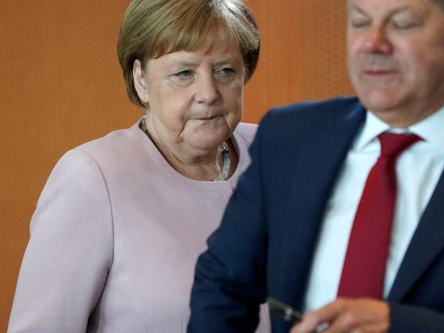 Das Dilemma von Kanzlerin Merkel