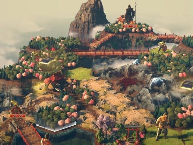 Mahokenshi: Kartenbasiertes Samurai-Abenteuer für PC angkündigt