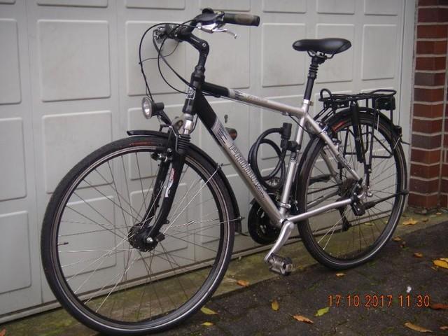 Alu Herren-Trekkingrad in Bochum Langendreer