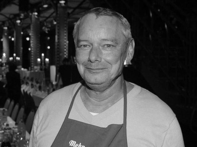 Am Dienstag half er noch Bedürftigen: Tod mit 59: Trauer um Sat.1-Imbisstester Harry Schulz