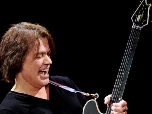 Gitarrist Eddie Van Halen plante Band-Reunion mit mehreren Sängern