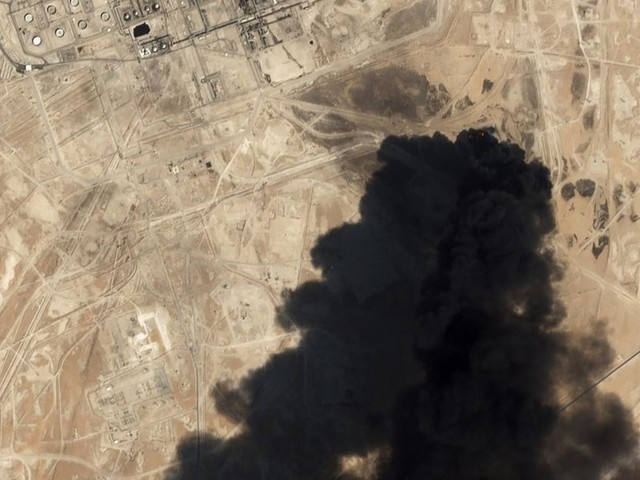 US-Behauptung: Angriffe auf Ölanlagen vom Iran aus geführt
