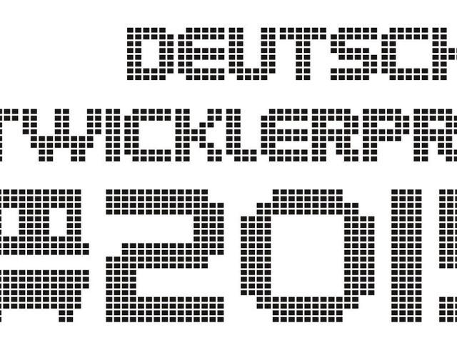 Deutscher Entwicklerpreis 2017: Einreichungsphase gestartet
