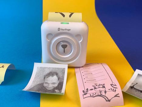 TechStage | Peripage A6 im Test: Foto-Sticker-Drucker für 35 Euro