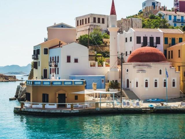 Geheimtipp: Die griechische Insel Kastellorizo ist so schön fad