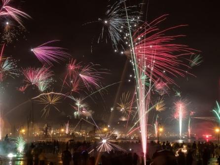 Braucht Flensburg ein zentrales Silvester-Feuerwerk?