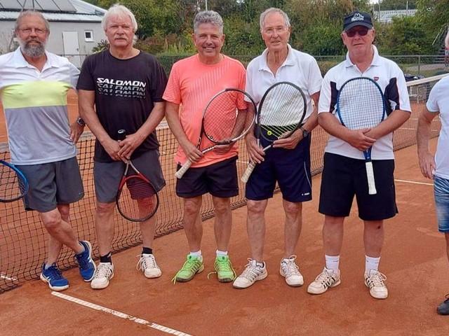 Tennis: Kalkobes steigt in die Hessenliga auf