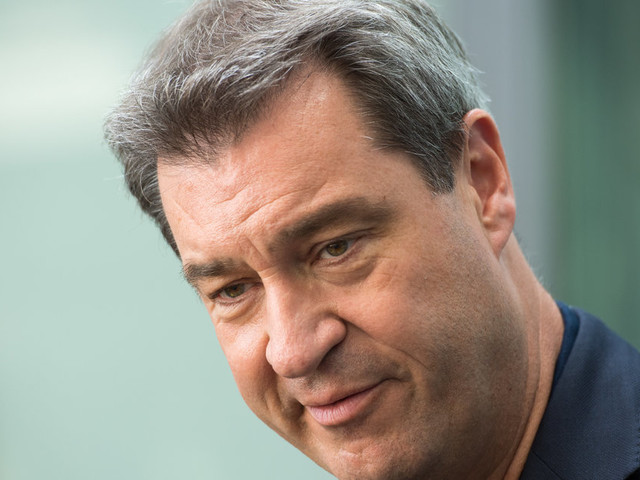 Markus Söder erklärt, wie er die ideologischen Gräben im Dieselstreit überwinden will
