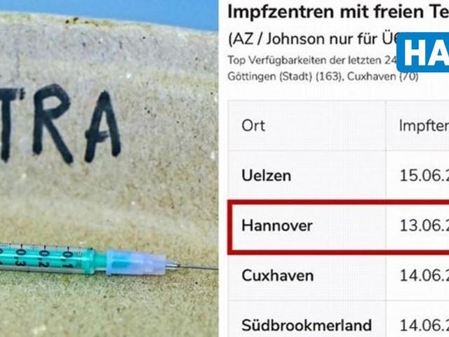 Impfzentrum Hannover bleibt auf Hunderten Impfdosen Astrazeneca sitzen