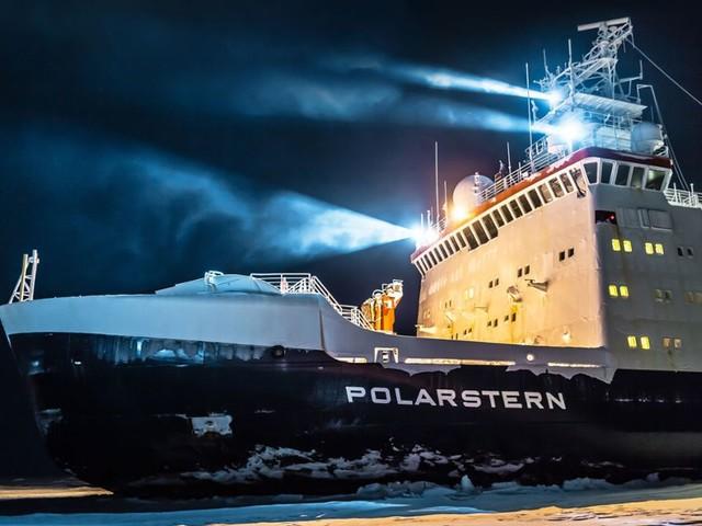 Spektakuläre Arktis-Expedition: Wie sich die Polarstern ein Jahr lang durchs Eis kämpft