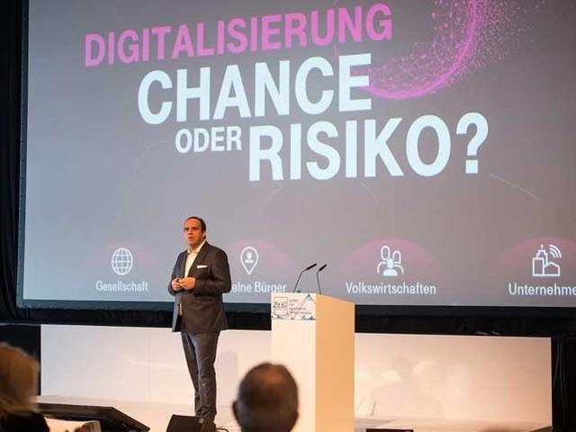 Re'aD Summit: Die Chancen der Digitalen Transformation
