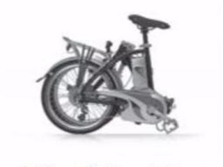 Flyer Klapprad E-Bike 2013 in Kempen