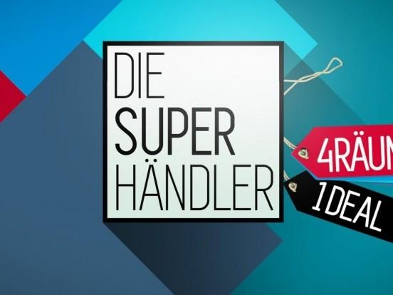 """""""Die Superhändler - 4 Räume, 1 Deal"""" bei RTL im Live-Stream und TV: Folge 380 aus der 4. Staffel der Antiquitätenshow"""