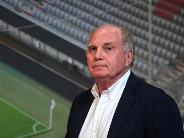 Bayern-Boss Uli Hoeneß wettert gegen DFB und Löw