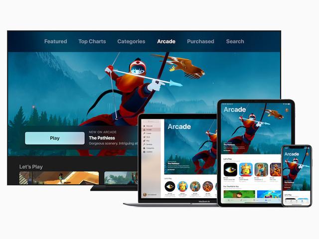 Apple Arcade: sechs Spiele erhalten ein Update