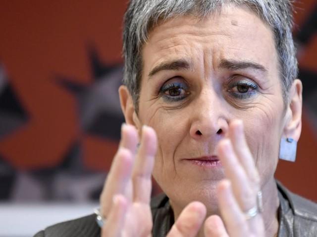 Ulrike Lunacek: Die loyale Einspringerin