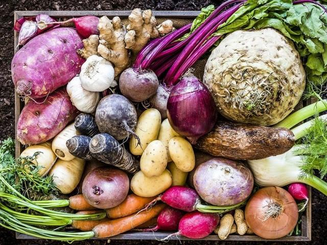Hier gibt es Gemüsekisterl: Wenn das Gemüse an der Tür klingelt