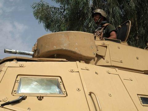 Militärbündnis: Nato-Training für afghanische Spezialkräfte in der Türkei