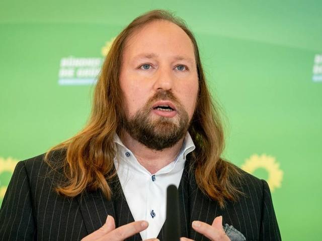 """[GA+] Grünen-Fraktionschef Anton Hofreiter: """"Scholz und Scheuer sind Klimaheuchler"""""""