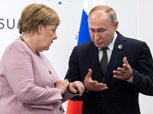 Konflikte: Ostukraine: Deutschland und Russland fordern Deeskalation