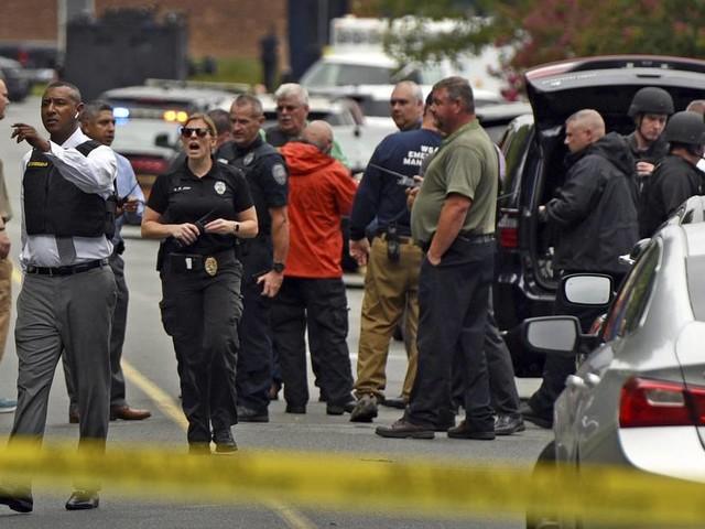 Mutmaßlicher Täter ist Mitschüler: Ein Toter bei Schießerei an US-Highschool