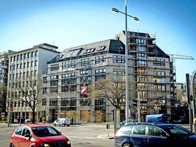 Heilbronner Straße in Stuttgart: Verfassungsschutz rechnet mit großem Scientology-Zentrum