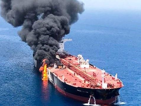 Golf von Oman: Das Nadelöhr des Ölhandels