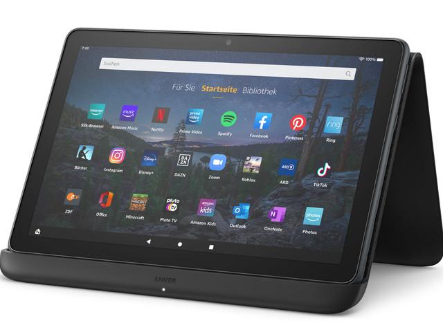 Amazon Fire HD 10 & Fire HD 10 Plus: Zwei neue Tablets