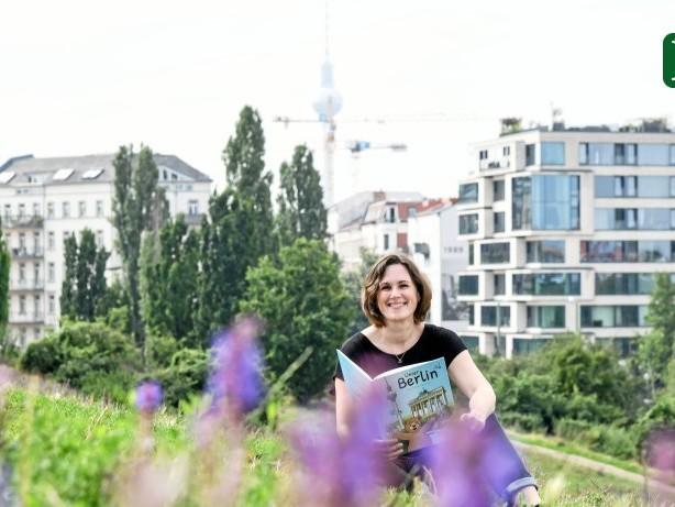Literatur: Warum eine Berlinerin einen Stadtführer für Kinder schrieb