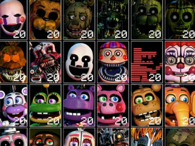 Ultimate Custom Night: Mashup zu Five Nights at Freddie's nimmt PS4 und Switch ins Visier