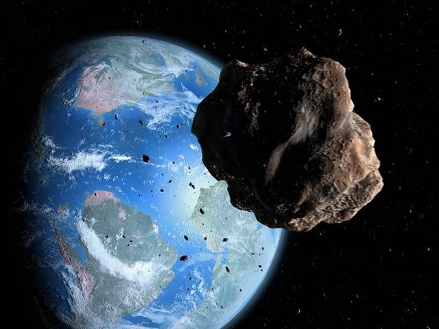 370 Meter großer Brocken: Asteroid fliegt in der Nacht auf Sonntag an der Erde vorbei