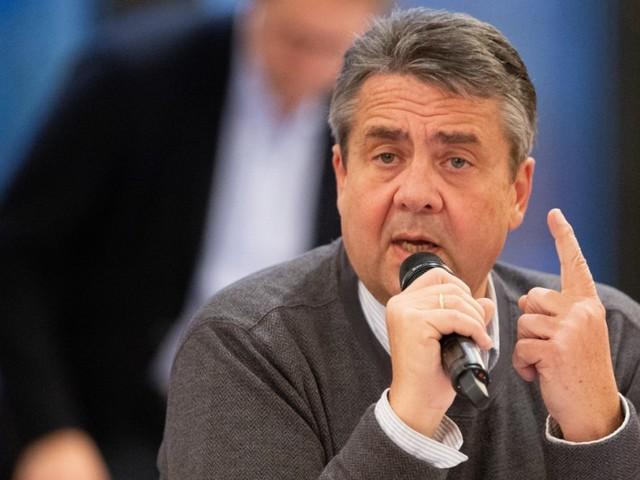 """Sigmar Gabriel in München: """"Gelegentlich ärgere ich meine Partei"""""""