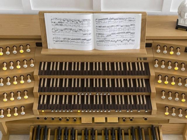 Kirchenmusik: Warum eine digitale Orgel?
