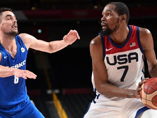 Olympia: USA vs. Spanien: Basketball Viertelfinale bei Olympia 2021 heute im Liveticker