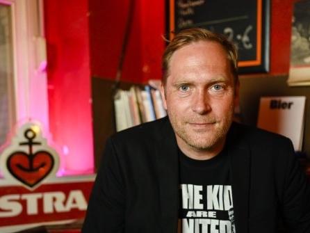 Thees Uhlmann wünscht Stephen King den Nobelpreis