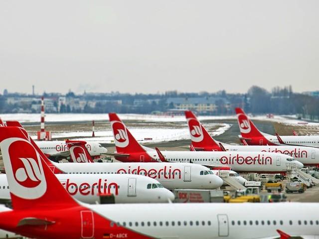 Sonntagsfrage: Was halten Sie davon, dass Air Berlin pleite ist?