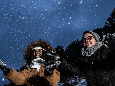 Wetter: Kältewelle bringt Schnee in Brasilien