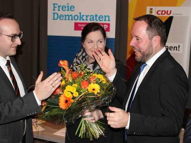 """Bürgermeisterwahl 2020: Patrick Nowicki: """"Ich will meine Kontakte nutzen"""""""
