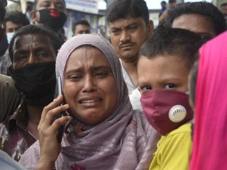 Viele Tote bei Schiffsunglück in Bangladesch