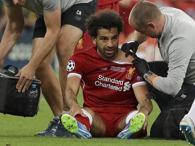 Liverpool-Trainer Klopp:Möglicherweise Schulterbruch bei Salah