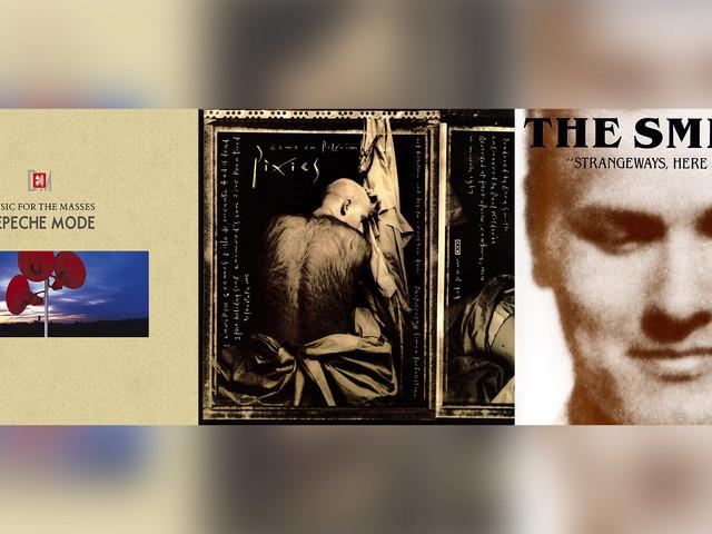 September 1987: Pixies, Depeche Mode und The Smiths veröffentlichen große Alben am selben Tag