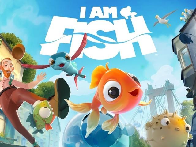 I Am Fish: Fischabenteuer der Bossa Studios für PC und Xbox veröffentlicht